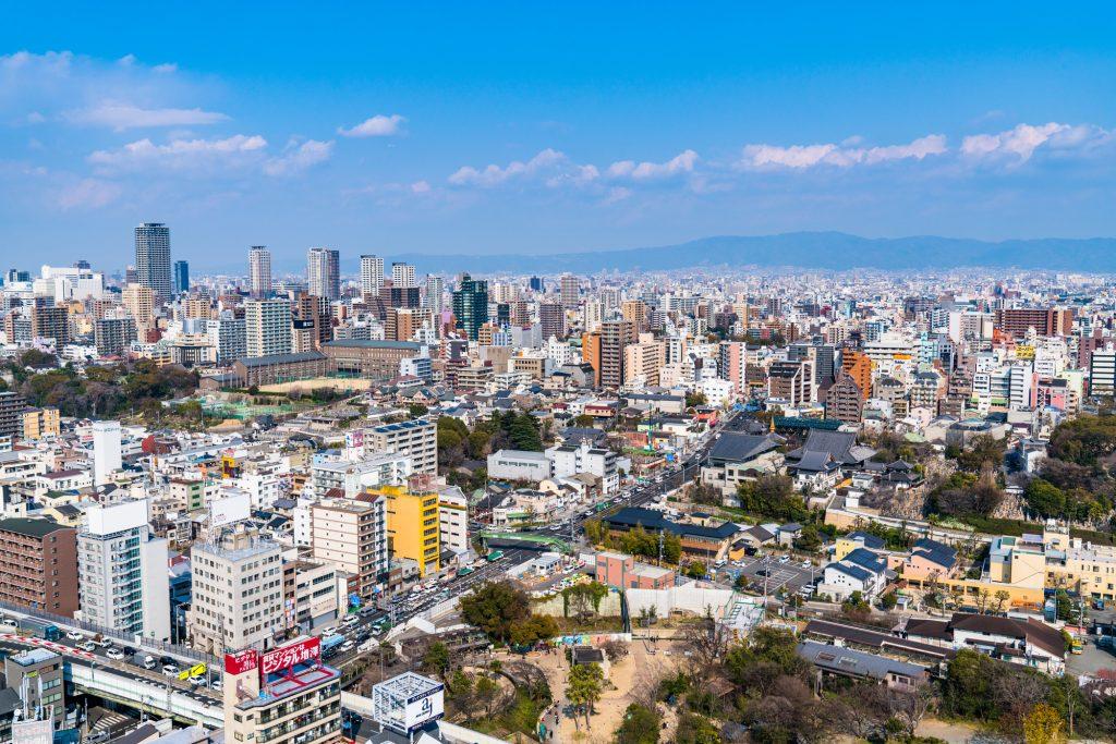 大阪 町並み イメージ