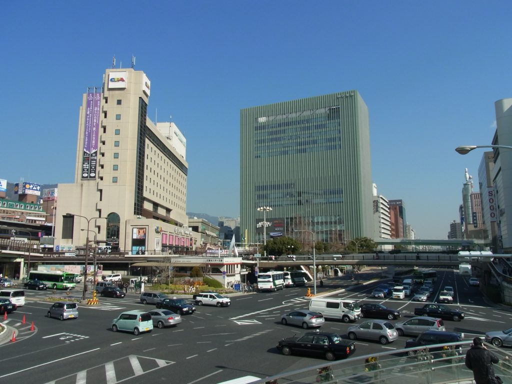 三宮駅 周辺