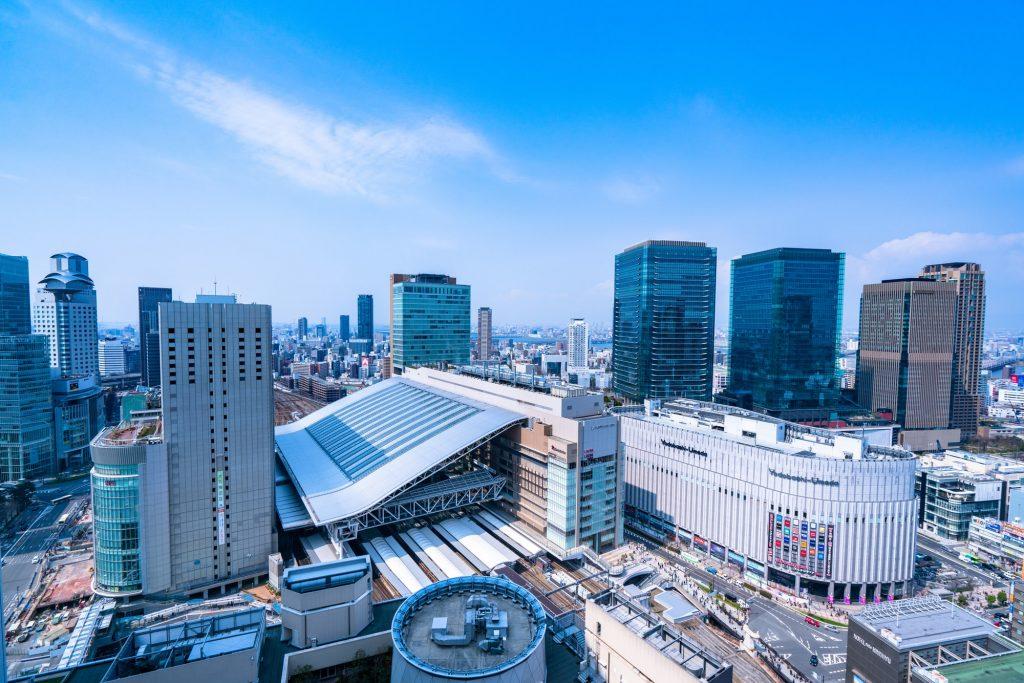 大阪出張イメージ