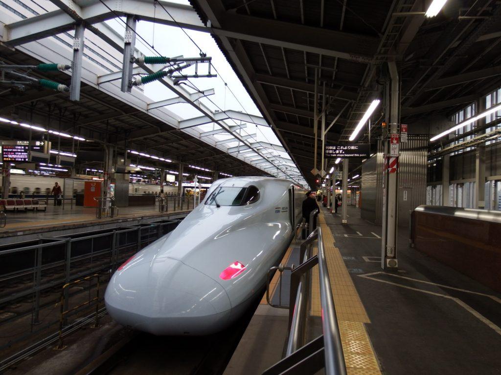 新大阪 出張イメージ