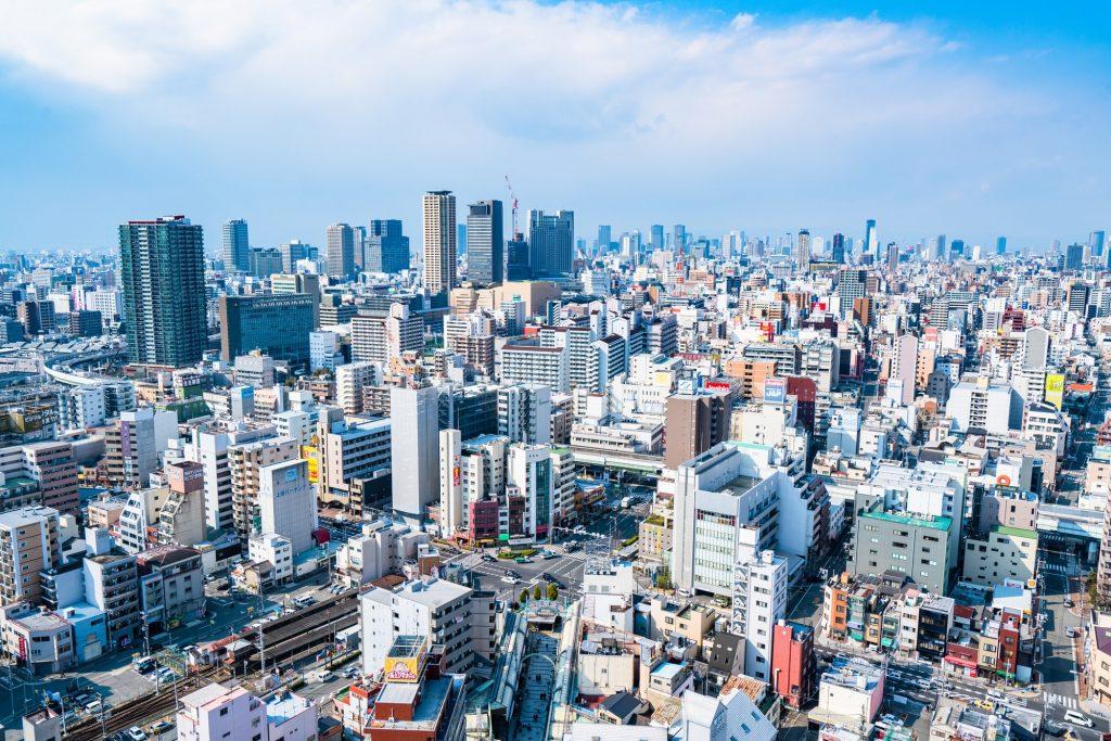 大阪 風景