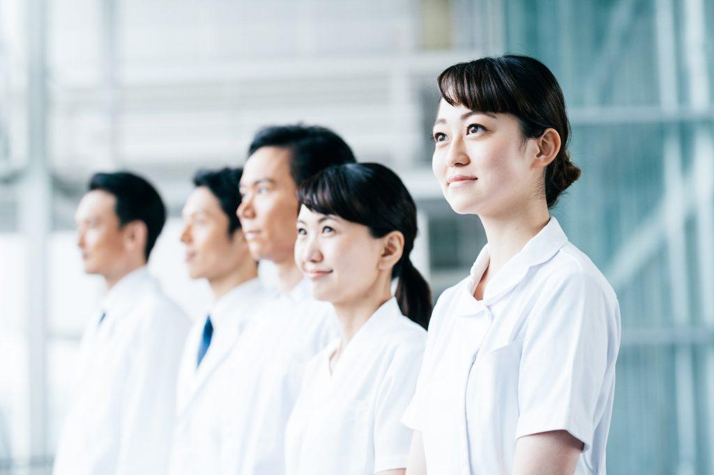 病院の実習イメージ