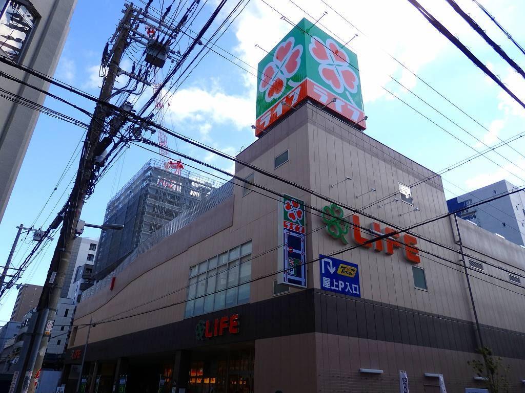スーパーライフ堺筋本町店