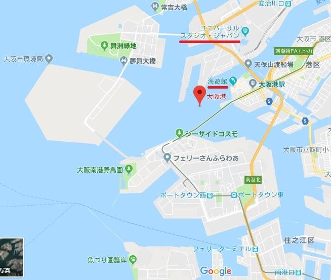 大阪ベイエリア マップ-min