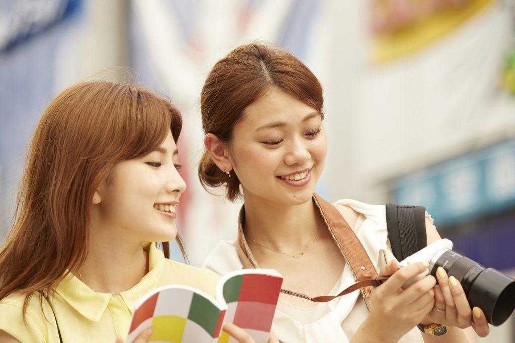 観光客イメージ