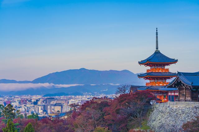京都 長期滞在