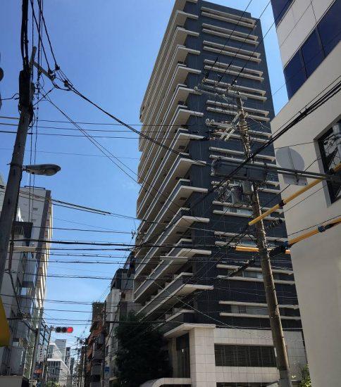 大阪「淀屋橋」周辺で新たにマンスリーマンションの募集を開始致しました!
