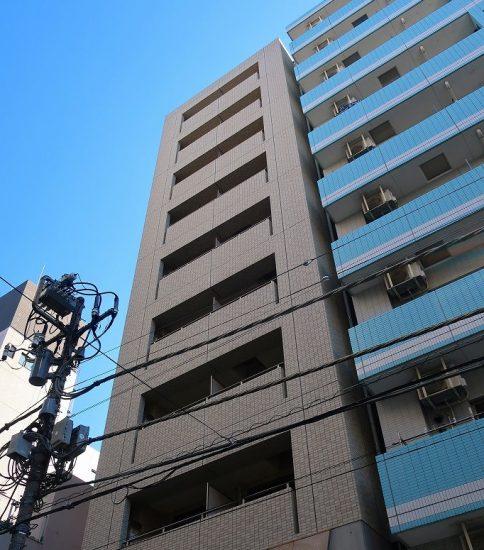東京メトロ日比谷線「築地」駅徒歩圏内で銀座方面へアクセスの良いマンスリーマンションのご案内!!